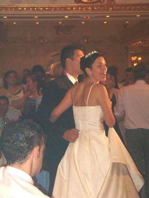 Comienza el baile