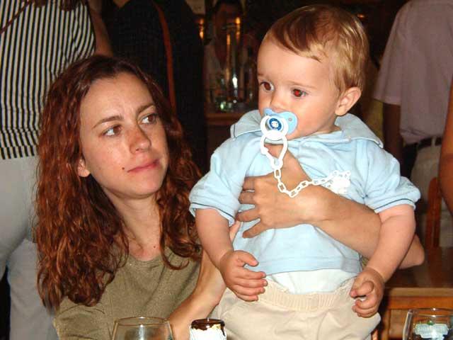 Silvia y Alejandro