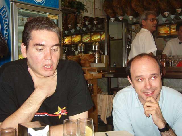 Oscar y Ricardo