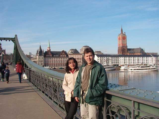 En un puente