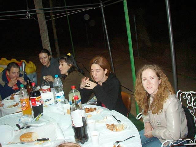 Cenando