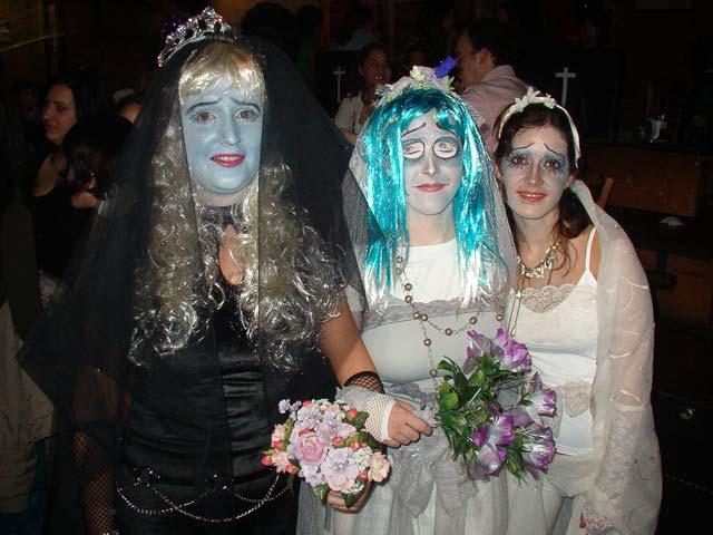 Las novias cadaver