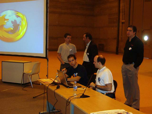 Primera conferencia