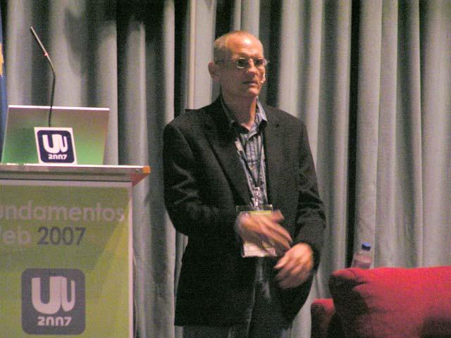 Arthur Barstow, movilidad y estándares Web