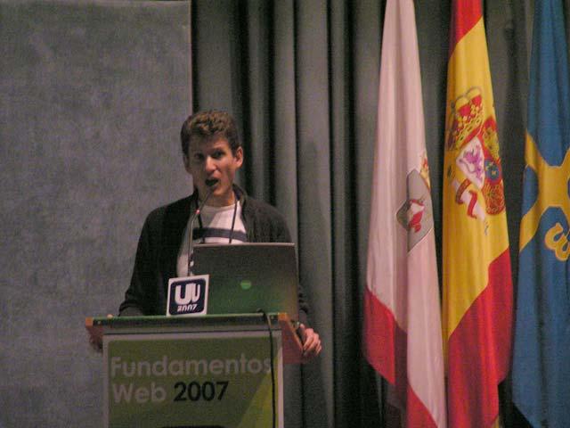 Rigo Wenning, la labor del W3C en torno a los lenguajes de directivas