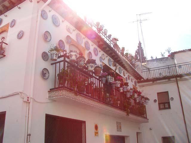 Típica fachada andaluza