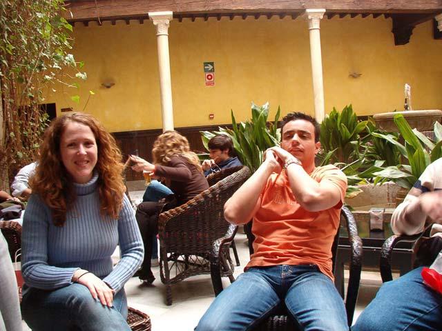 Café casa Pilar