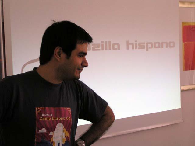 Conferencia de Mozilla Hispano