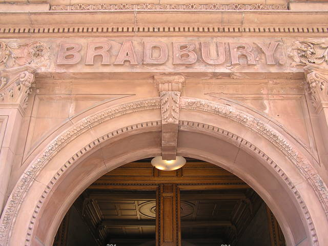 Edificio Bradbury donde se grabó Blade Runner
