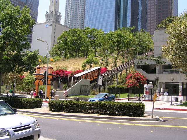 Funicular en Broadway