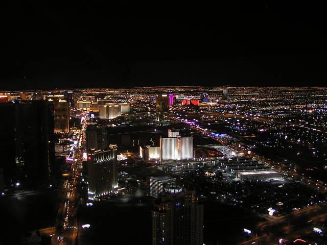 Pánoramica de Las Vegas