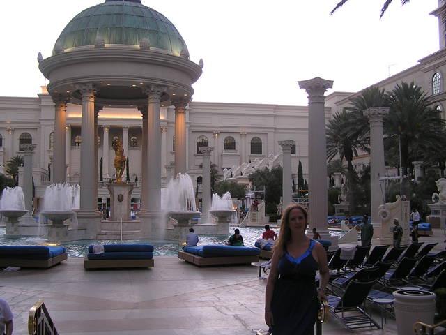 Piscina del Caesar Palace