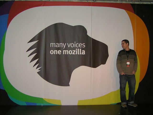 Muchas voces, un único Mozilla