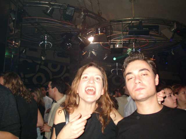 Bea y Miguel