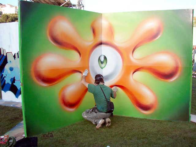 Suso33 pintando