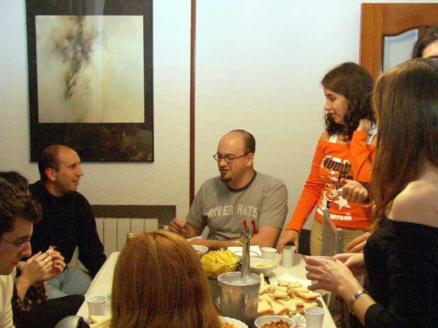 En la mesa II