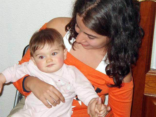 Anita y Josefina