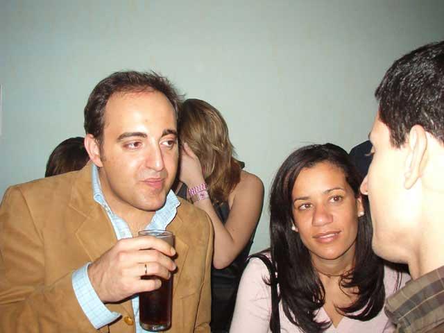 Gerardo, Arlette y Jose