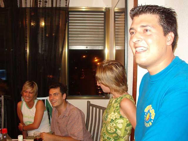 Alvaro y amigos