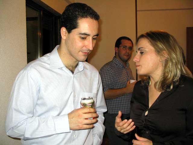 Alberto y Marisa