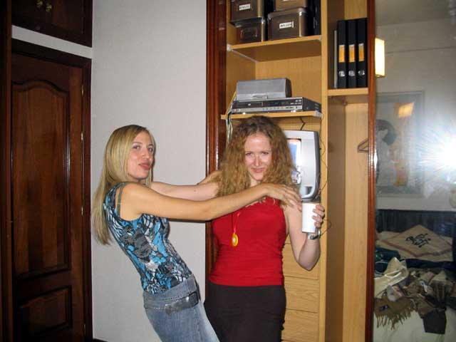 Bea y Pili