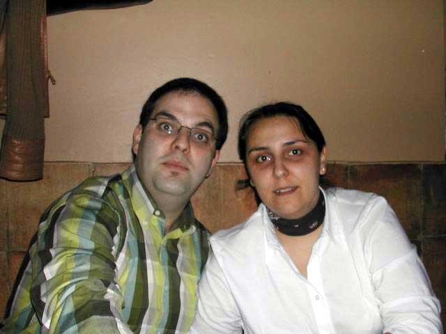 Alex y Virgi