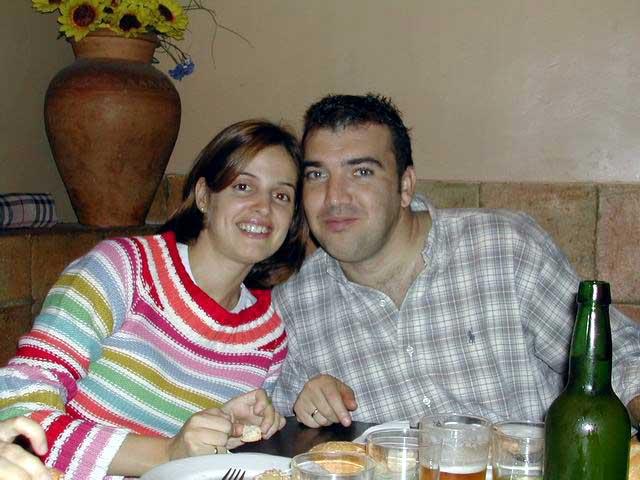 María y Pedro