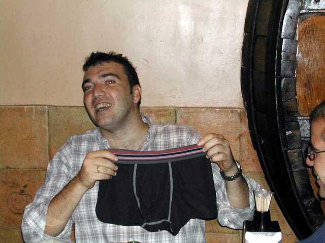Pedro y sus calzoncillos II