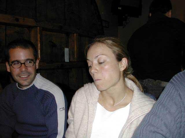 Esther y Alfredo