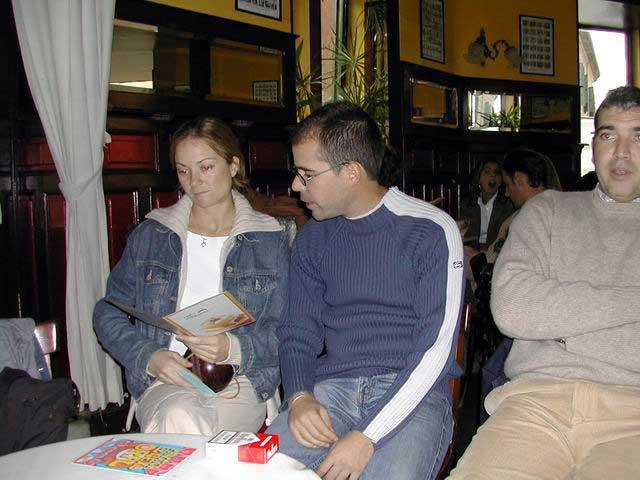 Alfredo y Esther