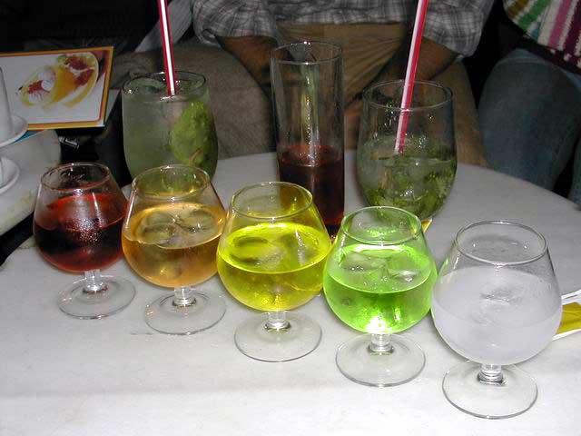 Muchas copas