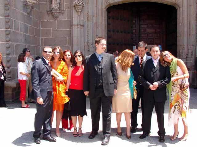 Grupo a la salida I