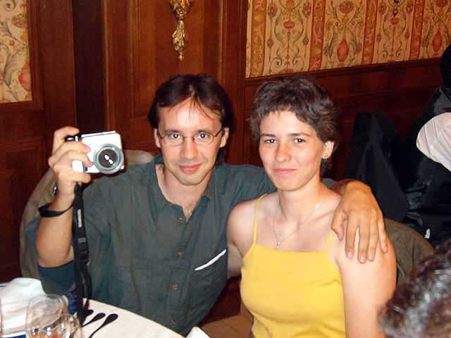 Oscar y Almudena