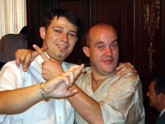 Dani y Lechón