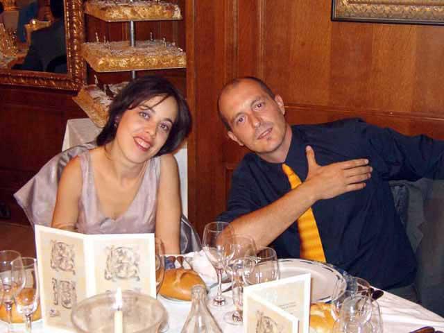 Bea y Javi