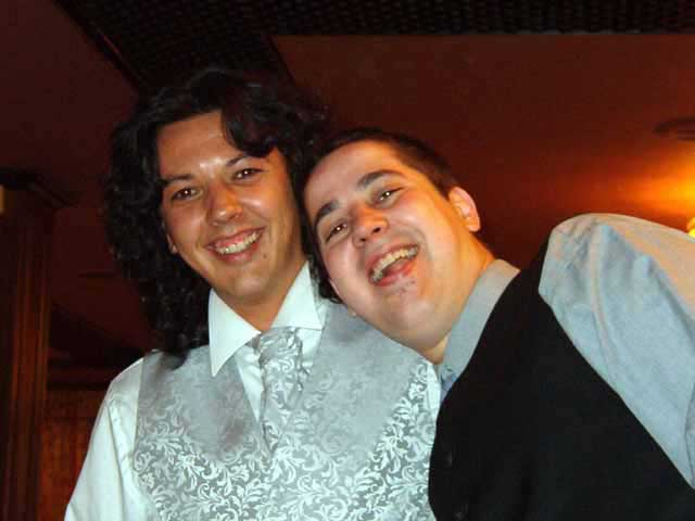 Adolfo y Fer