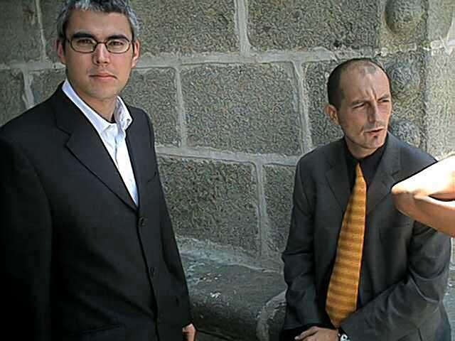 Chafi y Javi