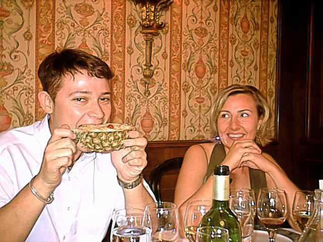 Dani y su piña