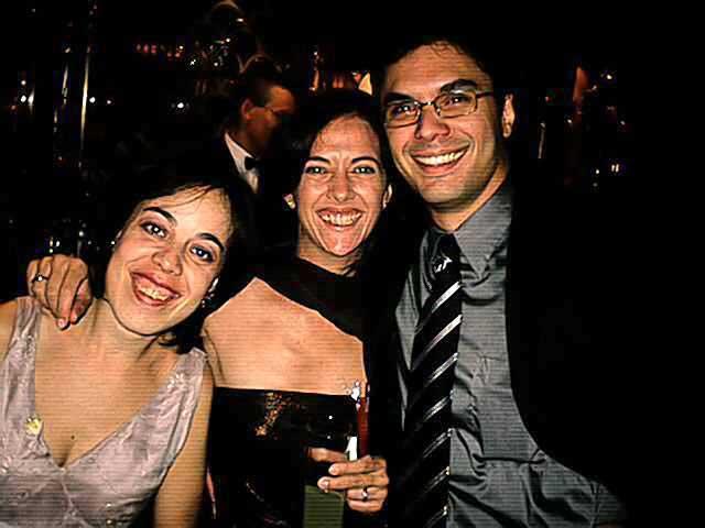 Bea, Neli y Dani