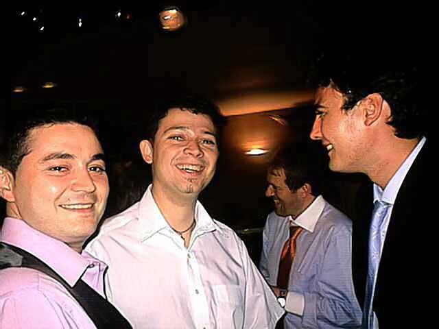 Gonzo, Dani y primo