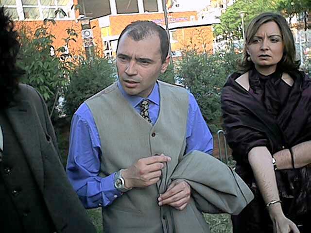 Jose Luis y Ana