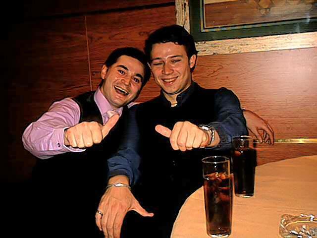 Gonzo y Dani