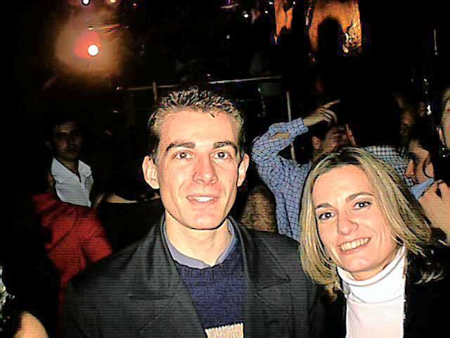Amigo Pedro y amiga Pili