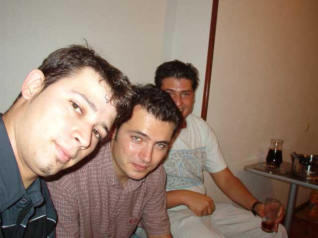 Dani y Sergio