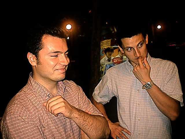 Sergio y Jose