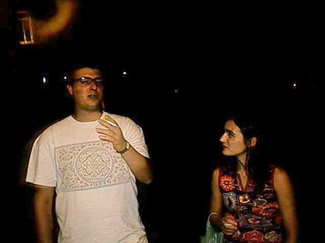 Alvaro y Mónica