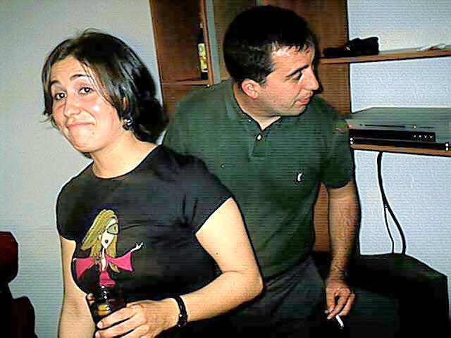 María y Gallo