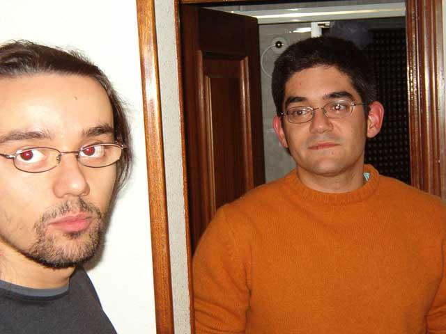 Ufo e Iván