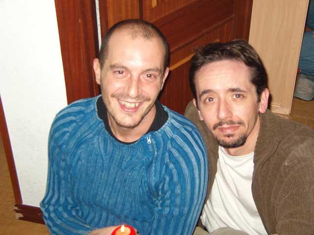 Javi y Maik