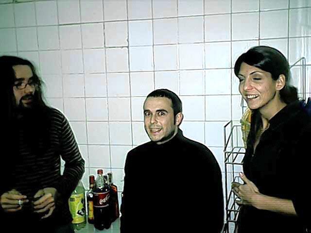 Xele, Bea y Ufo